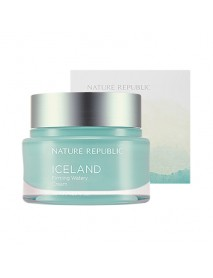 [NATURE REPUBLIC] Iceland Firmming Watery Cream - 50ml