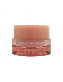 [NATURE REPUBLIC] Collagen Dream 50 All In One Radiance Tone Up Cream - 50ml