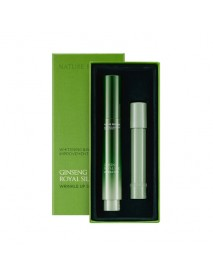 [NATURE REPUBLIC] Ginseng Royal Silk Wrinkle Up Spot - 1Pack(6.5ml+Refill)