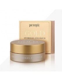 [PETITFEE] Gold Hydrogel Eye Patch - 1Pack(60pcs)
