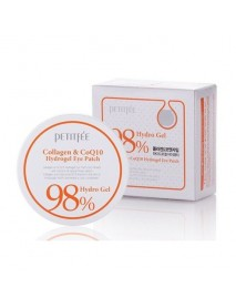[PETITFEE] Collagen & CoQ10 Hydrogel Eye Patch - 1Pack (60sheets)