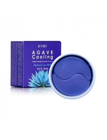 [PETITFEE] Agave Cooling Hydrogel Eye Mask - 84g (60pcs)