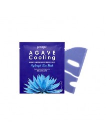 [PETITFEE] Agave Cooling Hydrogel Face Mask - 1Pack (5ea)