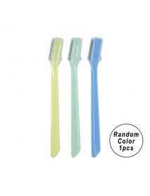 [PRINSIA] Eyebrow Razor - 1pcs (Random Color)