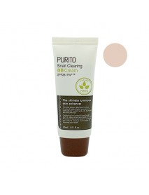 [PURITO_BW] Snail Clearing BB Cream - 30ml #21 Light Beige