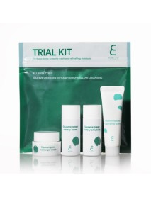 [E NATURE_SP] Trial Kit - 1Pack (4items)