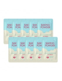 [ETUDE HOUSE_SP] Baking Powder B.B Deep Cleansing Foam Testers - (4ml x10ea)