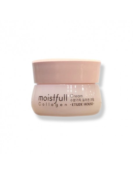 [ETUDE HOUSE_SP] Moisfull Collagen Cream Tester - 10ml
