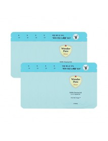 [ETUDE HOUSE_SP] Wonder Pore Bubble Cleansing Pad Testers - 10pcs