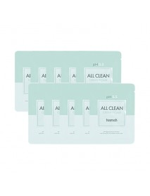 [HEIMISH_SP] All Clean Green Foam Testers - 10pcs (2ml x 10pcs)