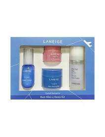 [LANEIGE_SP] Best Mini 4 Items Kit Travel Exclusive - 1Pack (4items)