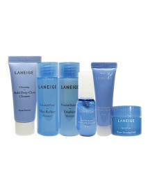 [LANEIGE_SP] Moisture Care Travel Kit Travel Exclusive - 1Pack (6items)