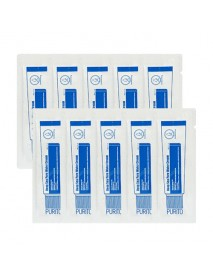 [PURITO_SP] Deep Sea Pure Water Cream Testers - 10pcs (1g x 10pcs)