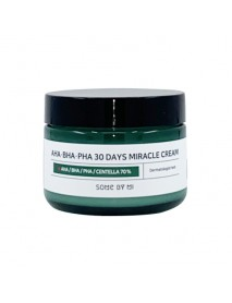 [SOME BY MI] AHA. BHA. PHA 30 Days Miracle Cream - 50ml