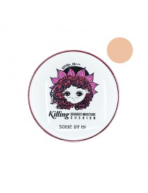 [SOME BY MI] Killing Cover Moisture Cushion 2.0 - 15g (SPF50+ PA++++) #23 Natural Beige