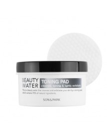 [SON&PARK] Beauty Water Toning Pad - 100g (50sheets)