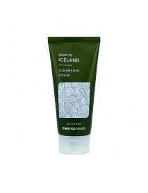 [THANK YOU FARMER] Back To Iceland Cleansing Foam - 120ml