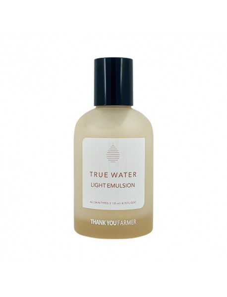 [THANK YOU FARMER x 10] True Water Light Emulsion - 135ml [★BUNDLE★]