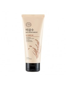 [THE FACE SHOP] Rice Water Bright Rice Bran Cleansing Foam - 150ml