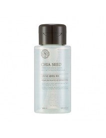 [THE FACE SHOP] Chia Seed Fresh Cleansing Water - 300ml