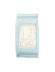 [THE FACE SHOP] Yehwadam Deep Moisturizing Cleansing Oil Wipes - 1Pack(50pcs)
