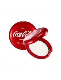 [THE FACE SHOP] Coca Oil Clear Blotting Pact - 9g