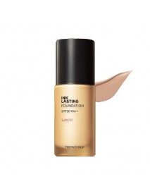 [THE FACE SHOP] Ink Lasting Foundation - 30ml (SPF30 PA++) #N203 Natural Beige