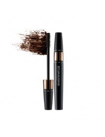 [THE FACE SHOP] 2 In 1 Curling Mascara - 8.5g #Brown