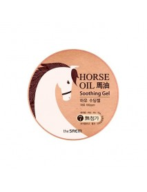 [THE SAEM] Jeju Horse Oil Soothing Gel Cream - 300ml