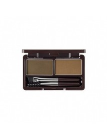 [THE SAEM] Eco Soul Eyebrow Kit -  5g #01 Natural Brown