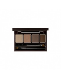 [THE SAEM] Eco Soul Multi Brow Kit - 3.8g #01 Natural Brown