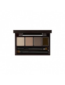 [THE SAEM] Eco Soul Multi Brow Kit - 3.8g #02 Gray Brown