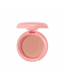 [THE SAEM] Saemmul Smile Bebe Blusher - 6.5g #02 Mango Peach