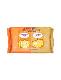 [TOO COOL FOR SCHOOL] Pumpkin Hydra & Peeling Duo Pads - 1Pack (100pcs)