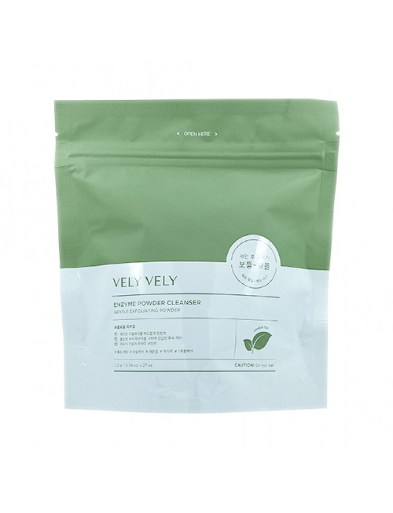 VELY VELY] Enzyme Powder Cleanser - 1Pack (27ea)