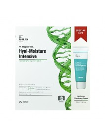 [DR.WONJIN] W.Repair RX Hyal-Moisture Intensive Mask & Cleansing Special Kit - 1Pack (10ea+100ml)