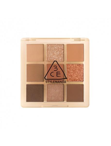 [3CE] Multi Eye Color Palette - 8.5g #Butter Cream