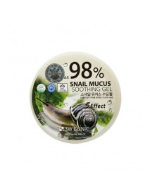 [3W CLINIC] Snail Mucus Soothing Gel - 300g