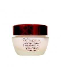 [3W CLINIC] Collagen Regeneration Cream - 60ml