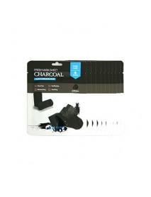 [3W CLINIC] Fresh Charcoal Mask Sheet - 10pcs