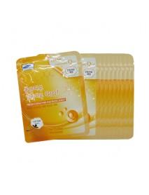 [3W CLINIC] Fresh Coenzyme Q10 Mask Sheet - 10pcs