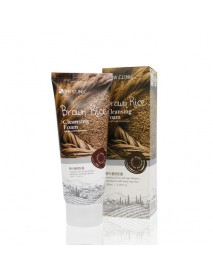 [3W CLINIC] Pure Natural Brown Rice Cleansing Foam - 100ml