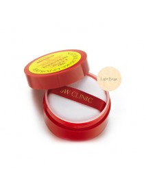 [3W CLINIC] Natural Make Up Powder (DoDo Red Box) - 30g #21 Light Beige
