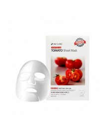 [3W CLINIC] Essential Up Sheet Mask - 1Pack (10ea) #Tomato