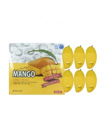[3W CLINIC] Mango Hand Cream - 1Pack (45g x 6ea)