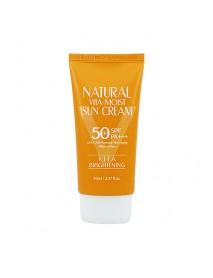 [3W CLINIC] Natural Vita Moist Sun Cream - 70ml (SPF50+ PA+++)