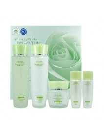[3W CLINIC] Snail Moist Control Skin Care Set - 1Pack (5items)