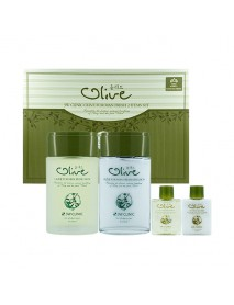 [3W CLINIC] Olive For Man Fresh 2 Items Set - 1Pack (4items)