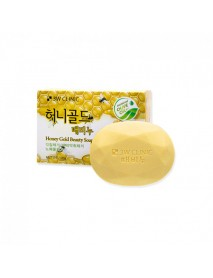 [3W CLINIC] Beauty Soap - 120g #Honey Gold
