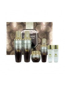 [3W CLINIC] Gold & Snail Intensive Skin Care Set - 1Pack (6items)